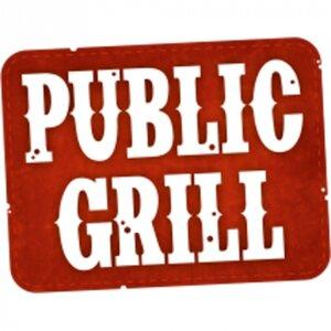 Public Grill logo