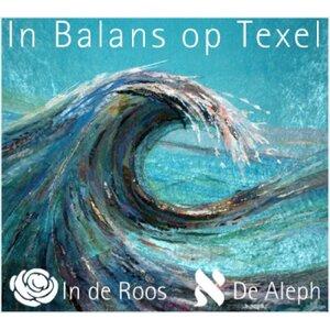 In balans op Texel logo