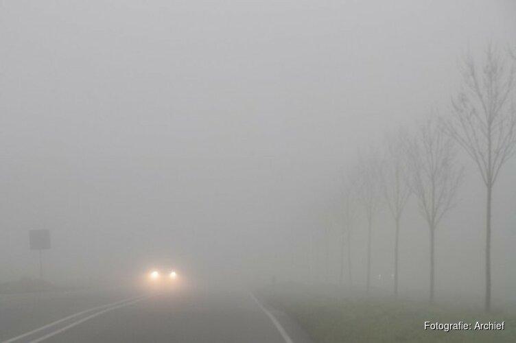 Deze autoverlichting moet je inschakelen bij dichte mist