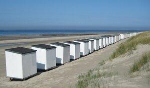Vrouw maakt hondenhok van strandhuis op Texel: 'Niet de bedoeling'