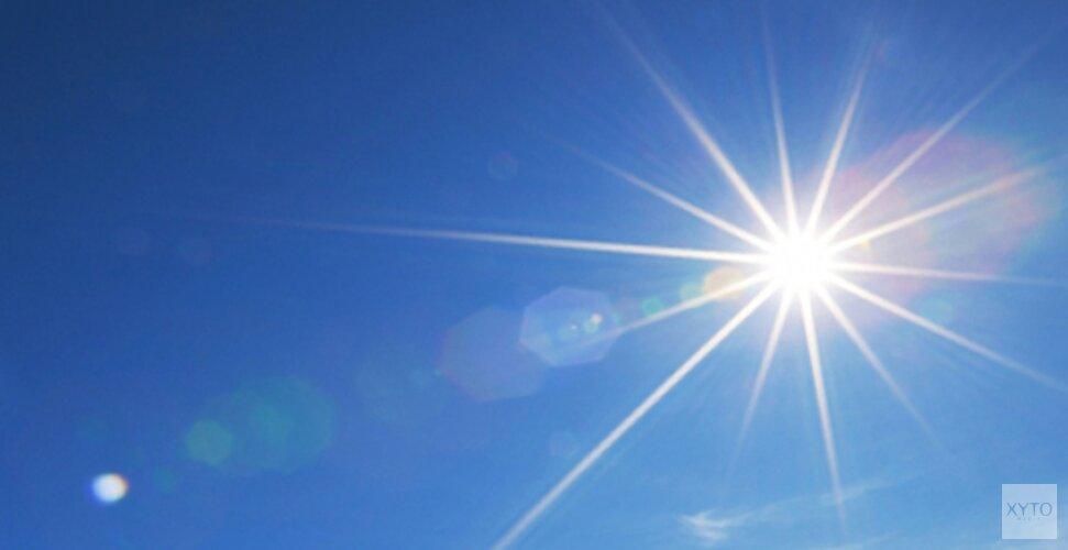 De zomer is terug: nog zeker tot en met het weekend lekker warm