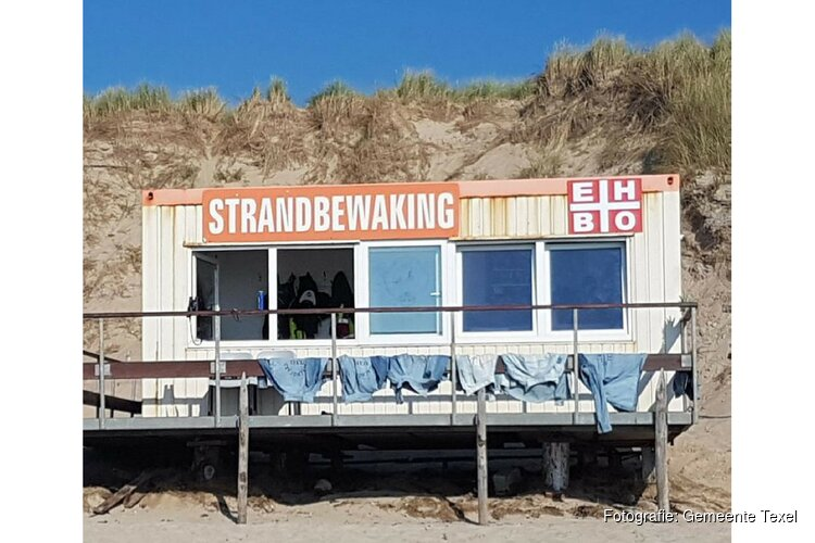 Wethouder Edo Kooiman opent strandseizoen 2018