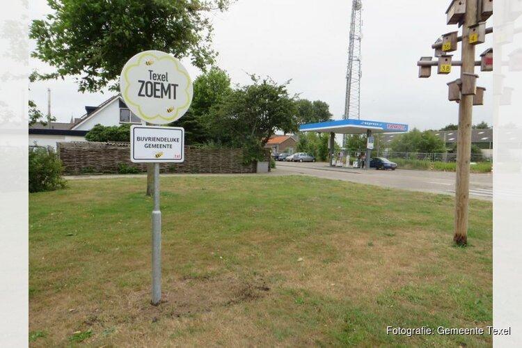 Texel uitgeroepen tot bij-vriendelijke gemeente