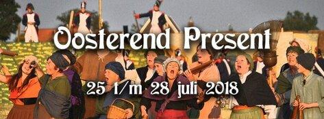 """Halve dorp speelt mee in historisch spektakelstuk over Oosterend: """"Prachtig die saamhorigheid"""""""