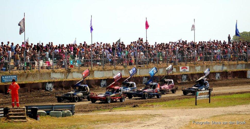 Op 19 augustus is de 2e Texelse autocross