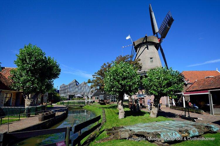 Museum Kaap Skil en Oudheidkamer op Open Monumentendag