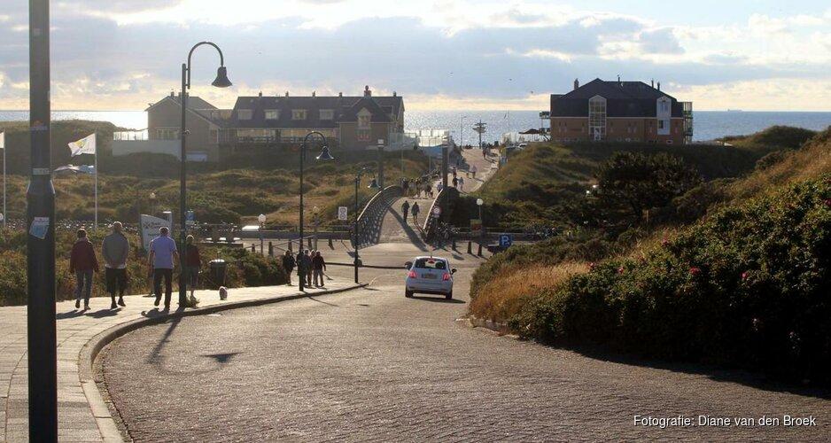 Ook toeristen zien Texel steeds drukker worden