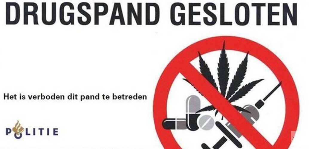 Burgemeester sluit drugspand op Texel: 21-jarige man aangehouden