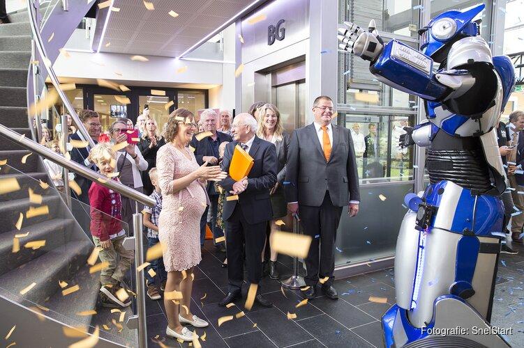 SnelStart-vestiging Alkmaar feestelijk geopend