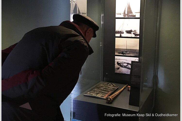 'Boten bij de vis' geopend in Museum Kaap Skil