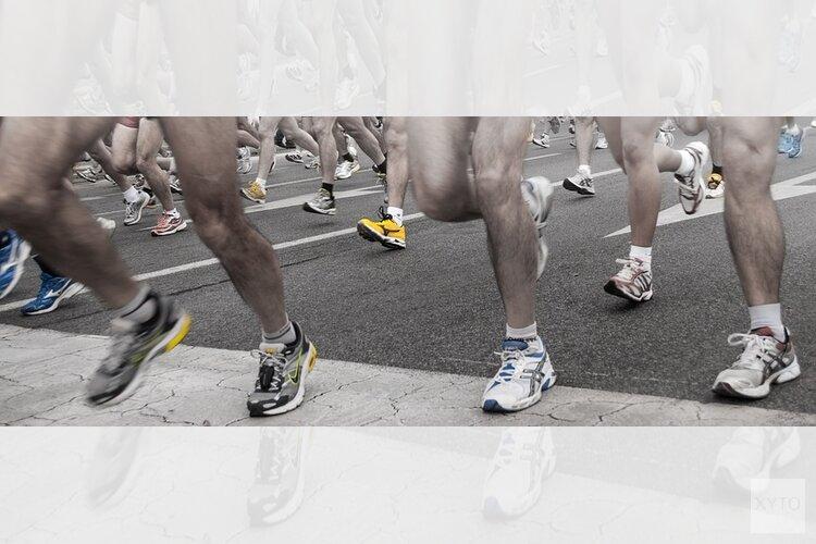 Ruim 2000 lopers bij Texel Halve Marathon