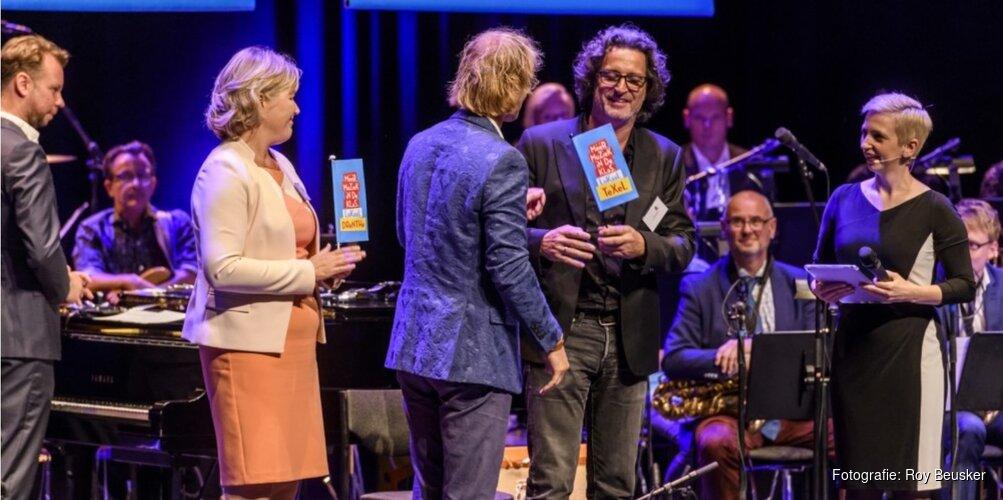 Artex neemt estafettestokje 'Meer Muziek in de Klas' over van Keunstwurk Fryslân