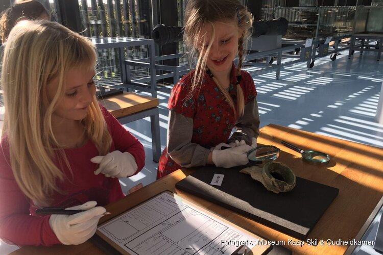 Museum Kaap Skil pakt uit in de herfstvakantie