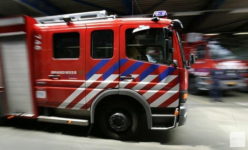 Gaslek in hartje Den Burg op Texel: woningen en hotel ontruimd