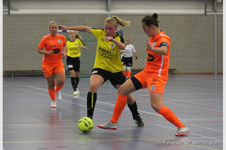 Texelse Sanne Brand met Oranje tegen Tsjechië