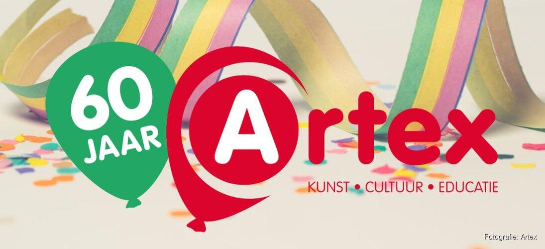 Artex organiseert feestelijk jubileumweekend van 18 t/m 20 januari 2019