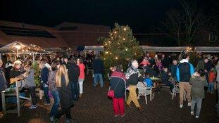 Vrijdag 14 december: kerstmarkt Maartenshuis