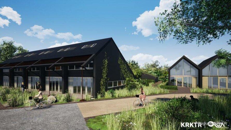 Team KRKTR en Beyond Now geselecteerd voor eerste 15 duurzame koopwoningen in De Tuunen