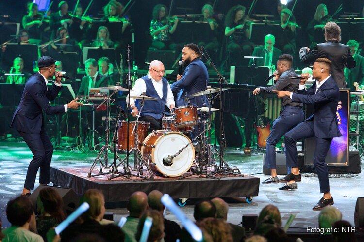 Fantastisch optreden Texelse Janfrans op Knoop Gala 2018