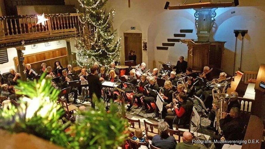 Kerstconcert Muziekvereniging D.E.K.
