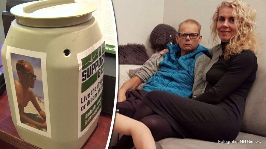 Heel Texel komt in actie voor zieke Rob (50): collectes, veiling en benefietconcert