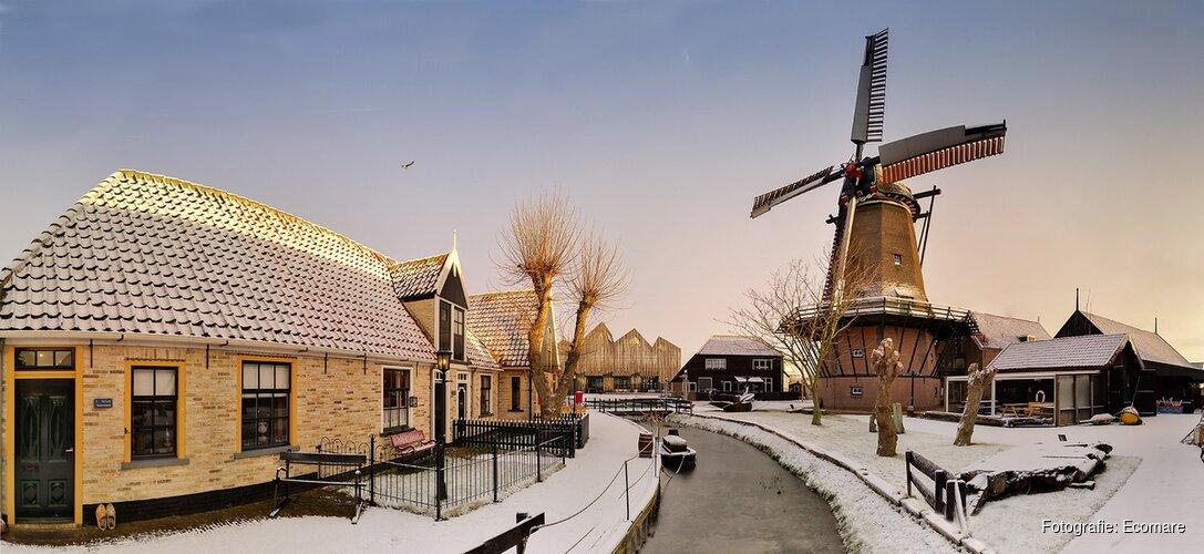 Kerstvakantie in Museum Kaap Skil