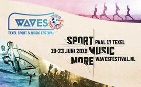 Waves: het nieuwe watersport en muziekfestival op Texel
