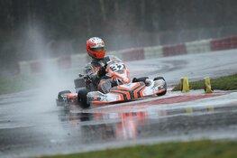 Racetalent van Texel, Jordy Westerlaken laat direct zijn snelheid zien