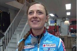 Denise Betsema derde in Hoogstraten