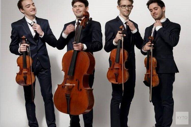 Yako Quartet in Zondagmatinee