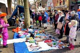Koningsdag op Texel