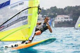 Van Rijsselberghe wint op eerste dag EK windsurfen