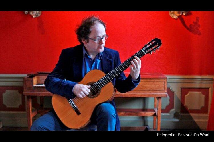 Pastorie De Waal verzorgt op 26 april een concertmenu voorafgaand aan het gitaarconcert van Frans Brekelmans