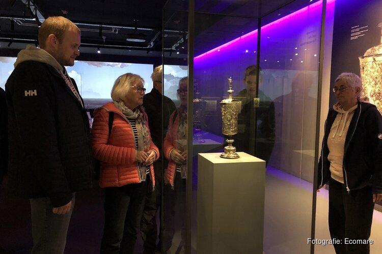 Pronkbeker trekt veel bezoekers naar Museum Kaap Skil