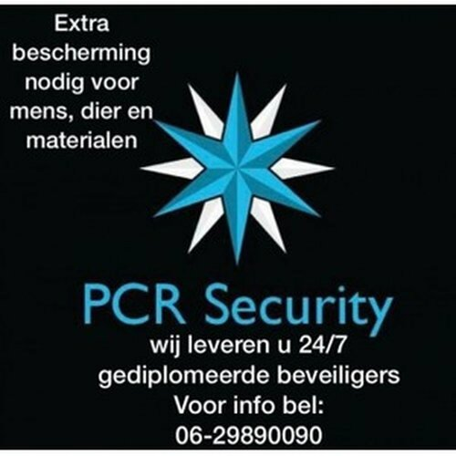 PCR Security, uw partner in beveiligen