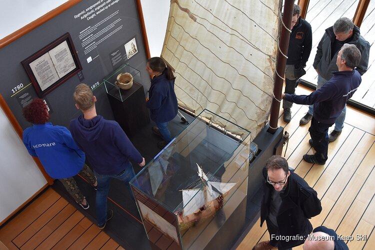 Museum Kaap Skil presenteert zich bij Waddenhaven Texel