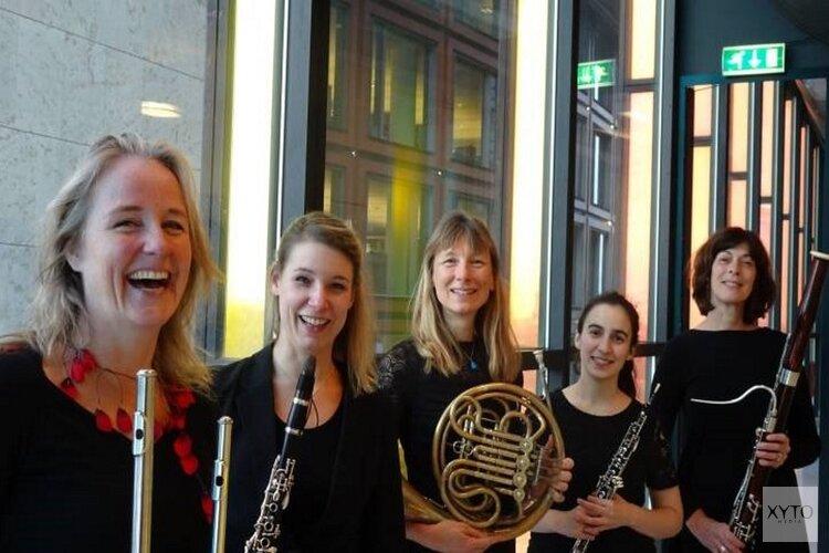 Concert Cinco Ventos in Hoornder Kerkje