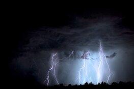 Code oranje op Texel vanwege onweer en zware windstoten