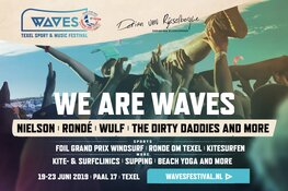 Eerste editie Waves Festival: No Single-use plastic