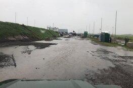 Autocross Texel afgelast door regenval