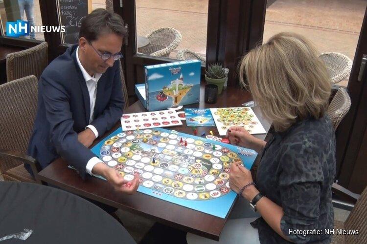 Gezelligheid in plaats van knokken: Texels bordspel tegen zinloos geweld
