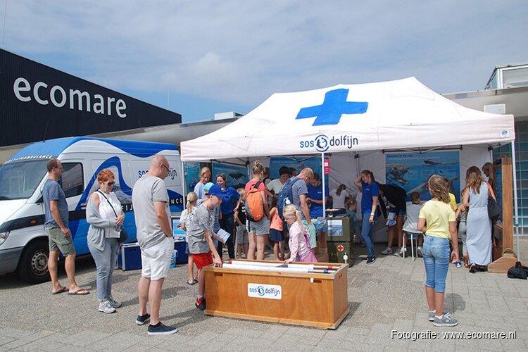 Walvisdag bij Ecomare