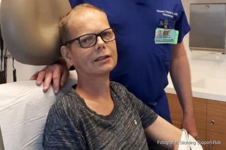 """In VS geopereerde Texelaar Rob Daalder (51) overleden: """"Robbie die zat stuk"""""""