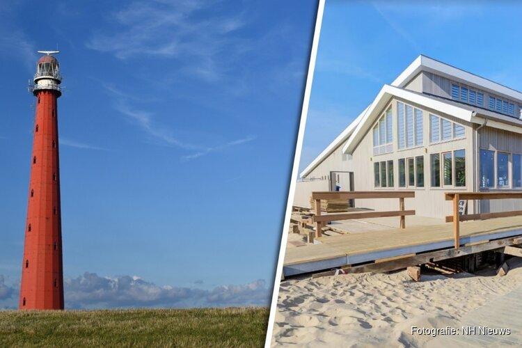 Dubbel feest in de Noordkop: schoonste strand én beste strandpaviljoen