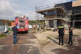 Alweer (kleine) brand op Texel