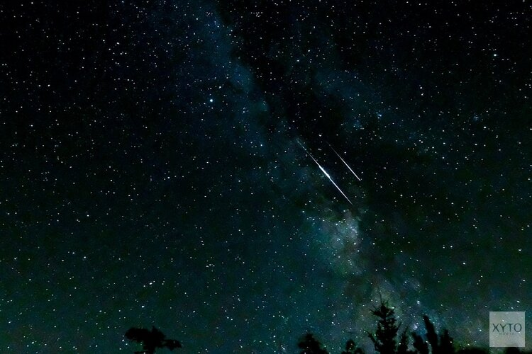 Nachtbrakers opgelet: aankomende week wemelt het van de vallende sterren