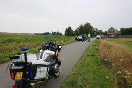 Meisje aangereden op Texel