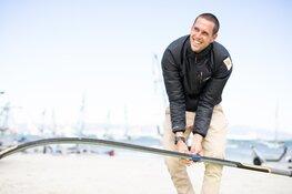 Van Rijsselberghe op tijd pijnvrij voor Test Event Olympische Spelen