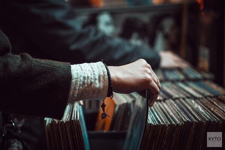 'VinylVakantie 2019 op Texel', Platenbeurs aan de kust