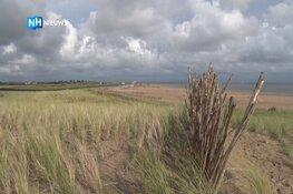"""Unieke zanddijk aan Texelse Waddenkust klaar: """"Prachtige, nieuwe natuur"""""""